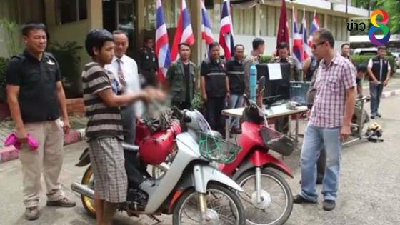 โจรเพิ่งออกจากคุกอ้อนวอนตำรวจอย่าจับ หลังงัดบ้านผู้คุมเรือนจำ