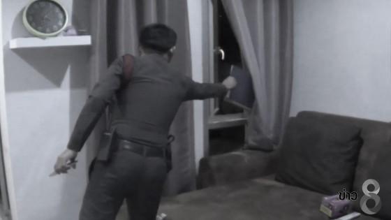 โจรบุกงัดบ้านตำรวจน้ำกวาดทรัพย์สินมูลค่ากว่า 4 หมื่นบาทหลบหนี