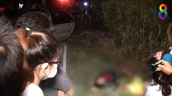 ตำรวจลำพูนล่อซื้อยาเสพติด ก่อนคนร้ายชักปืนสู้-ถูกยิงสวนตายคาที่
