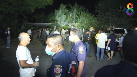 ตำรวจวิสามัญผู้ต้องหา หลังยิงต่อสู้เปิดทางหลบหนีที่จังหวัดตรัง