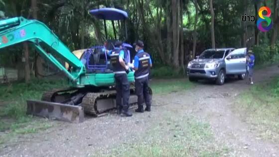 เร่งตามตัวหญิงไทยและสามีต่างชาติหลังญาติติดต่อไม่ได้ - พระทักถูกฆ่าฝังดิน
