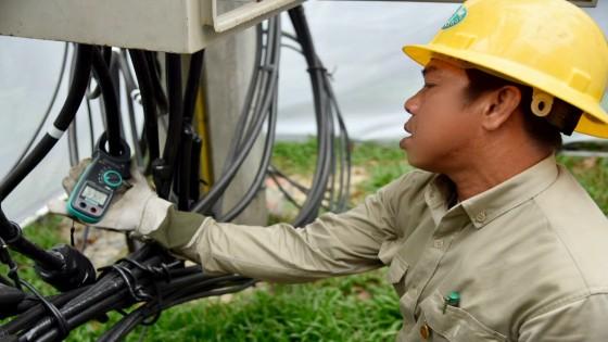 กฟน. เผยเบื้องหลังความสำเร็จระบบไฟฟ้างานกาชาด 2561