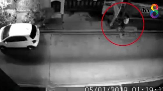 ยี่ปั๊วะขายลอดช่องร้อง ถูกโจรงัดรถกวาดทรัพย์นับแสน