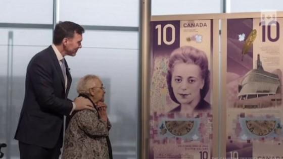 ธนบัตรแคนาดาคว้าแชมป์ธนบัตรสวยที่สุดในโลก