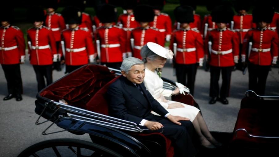 ญี่ปุ่นผ่านร่างกม.เปิดทาง สมเด็จพระจักรพรรดิญี่ปุ่นสละราชสมบัติ