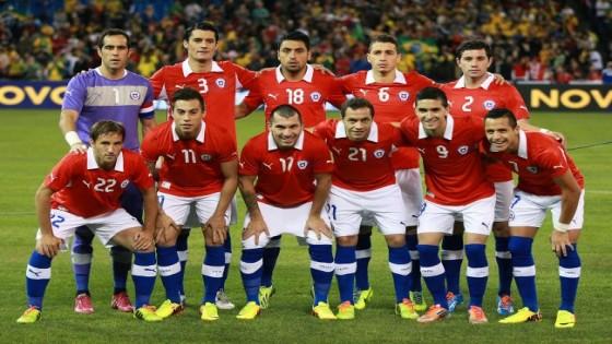 ชิลี  เสนอตัวขอจัดฟุตบอลโลก 2026