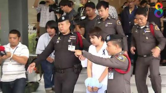 """กองปราบแถลงสำนวนคดี """"ซินแสโชกุน"""" เสียหาย 757 คน"""