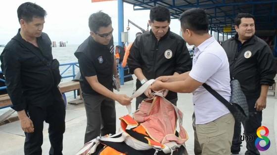 ตำรวจท่องเที่ยวตรวจผู้ประกอบการพาราเซลพื้นที่พัทยา