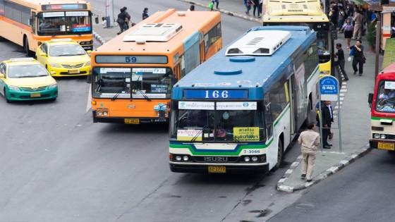 เล็งเพิ่มค่าตั๋วรถเมล์ร้อนเป็น12บาท ปอ.25บาท ตลอดสาย