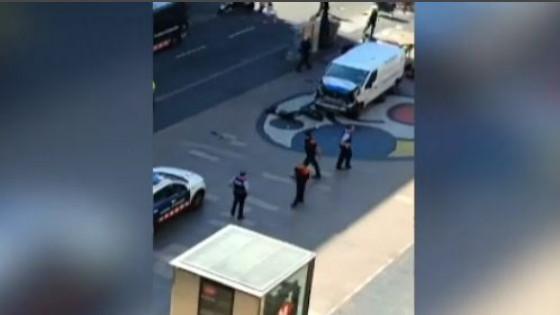 เกิดเหตุก่อการร้ายครั้งที่ 2 ในสเปนคนร้ายถูกวิสามัญ 5 คน