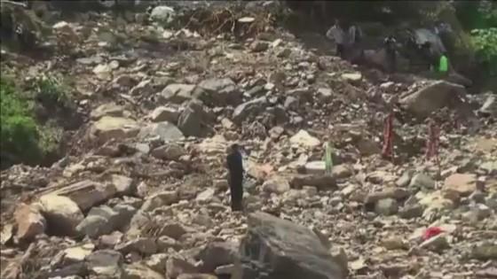 """""""คองโก"""" ดินโคลนถล่ม มีผู้เสียชีวิตกว่า 200 คน"""