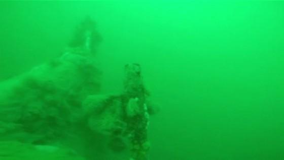 พบซากเรือดำน้ำเยอรมัน สมัยสงครามโลกครั้งที่ 1