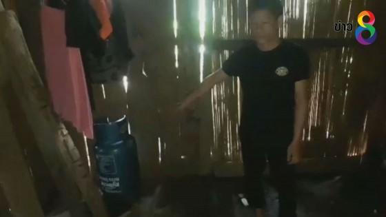 จับหนุ่มลักถังแก๊สแลกยาบ้า พบเป็นขโมยประจำหมู่บ้านม้ง