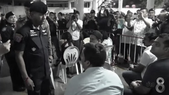 ตำรวจเปิดปฎิบัติการกวาดล้างแก๊งผิวสี 10 จุดทั่วกรุงฯได้ผู้ต้องหากว่าครึ่งร้อย...