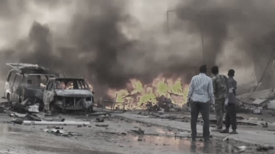ทั่วโลกประณามเหตุระเบิดโซมาเลีย ทำผู้คนเสียชีวิตเกือบ 300 คน