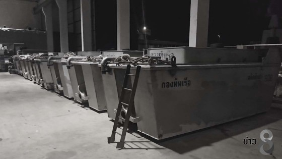 กองทัพเรือเร่งลำเลียงเรือผลักดันน้ำ12 ลำ ระบายน้ำในพื้นที่ กทม.