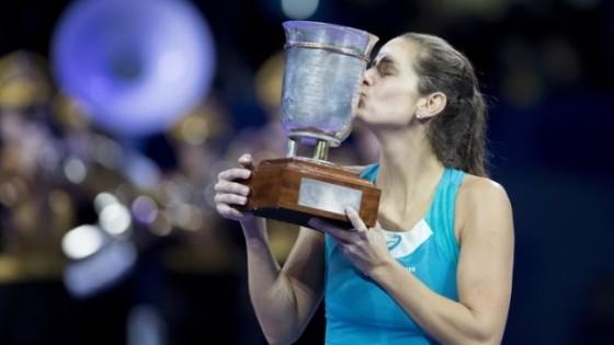 จอร์เกสปลดล็อกแชมป์รอบ 6 ปีซิวแชมป์เทนนิสเครมลิน