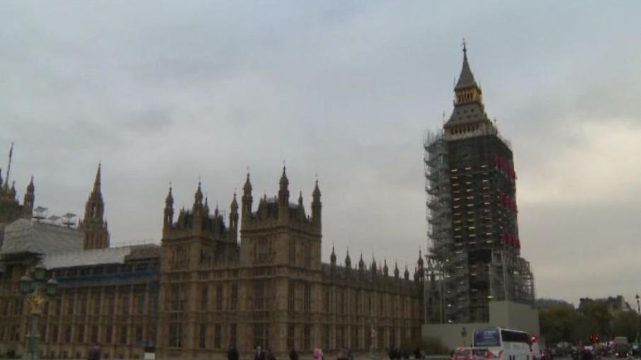 ระฆังบิ๊กเบนดังขึ้นอีกครั้งในวันสงบศึก 11 พฤศจิกายน
