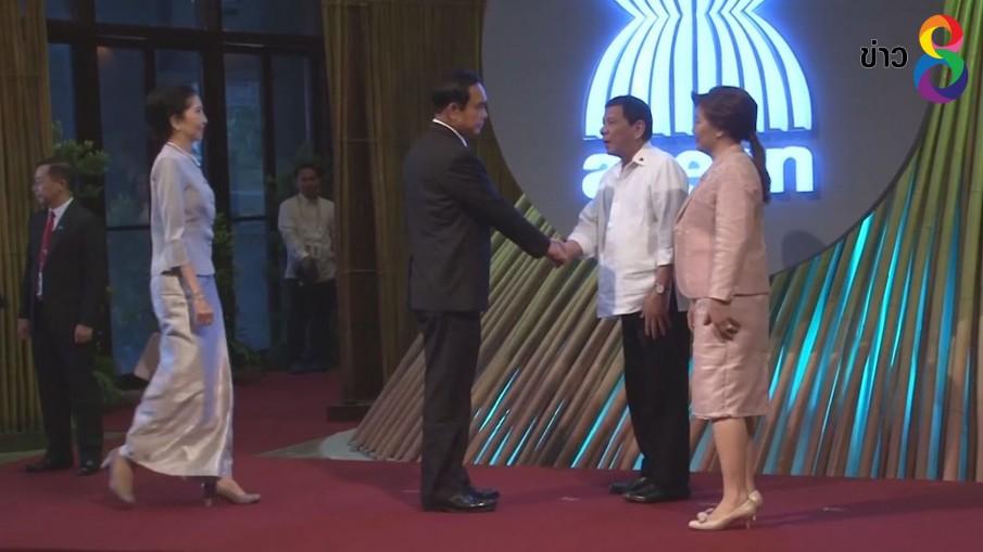 นายกรัฐมนตรี เข้าร่วมการประชุมสุดยอดอาเซียน ครั้งที่ 31