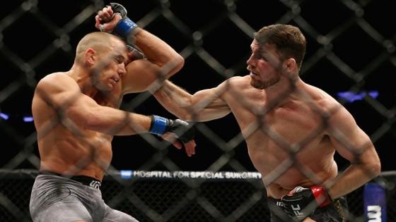 บิสปิงคืนสังเวียนรอบ21วันดวลกัสเตลั่ม UFC Fight night