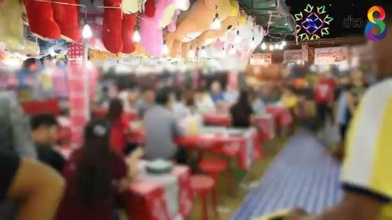 พบงานประจำปีที่กาญจนบุรีปล่อยให้เล่นการพนันโจ๋งครึ่ม