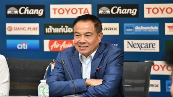บิ๊กอ็อด ตั้งเป้าทีมคว้าไทย ป้องกันแชมป์คิงส์ คัพ