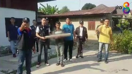 จับคนร้ายฆ่าหม้ายสาวหมกดงธูปที่ จ.สุพรรณบุรี