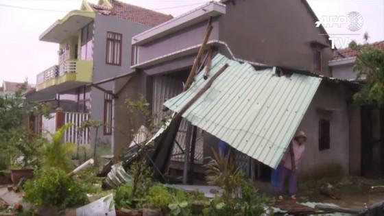 ยูเอ็นเตรียมสร้างบ้านต้านพายุแจกชาวเวียดนามฟรี...