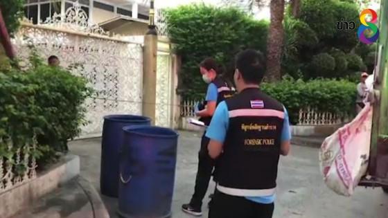 พบศพเด็กทารกทิ้งถังขยะกลางซอยสุขุมวิท36...