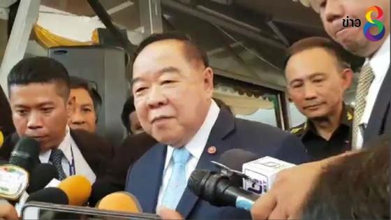 พล.อ.ประวิตร ระบุ ไทยพร้อมให้เกาหลีเหนือ-อเมริกา เจรจาสันติภาพ