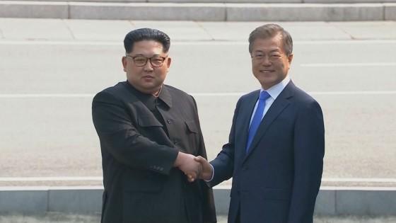 ตปท.ผู้นำสองเกาหลีพบปะหารือครั้งประวัติศาสตร์...