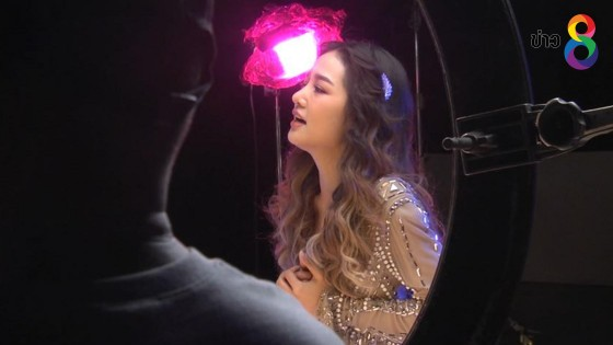 """""""กระแต อาร์สยาม - หวิว ณัฐพนธ์"""" ถ่าย MV เพลงประกอบซีรีส์..."""