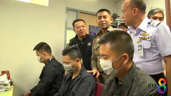 ตำรวจจับ 3 ชาวจีนลักทรัพย์นักท่องเที่ยวบนเครื่องบิน