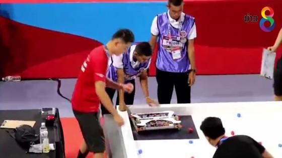 เด็กไทยเจ๋ง คว้ารางวัลการแข่งขัน ROBOTCHALLENGE 2018...