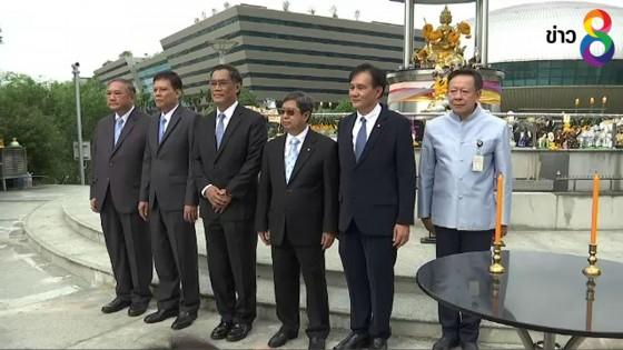 """""""เพื่อไทย"""" ถามเงื่อนไข """"ความสงบ"""" คือวาทกรรมยื้อเลือกตั้งหรือไม่"""