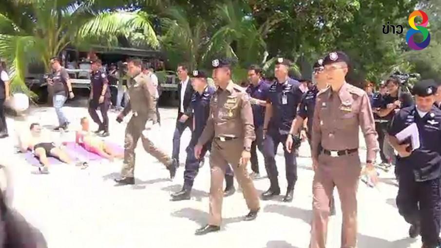 """ตำรวจไทยเตรียมบินอังกฤษ สอบปากคำแหม่มสาวปม """"เกาะเต่า"""""""