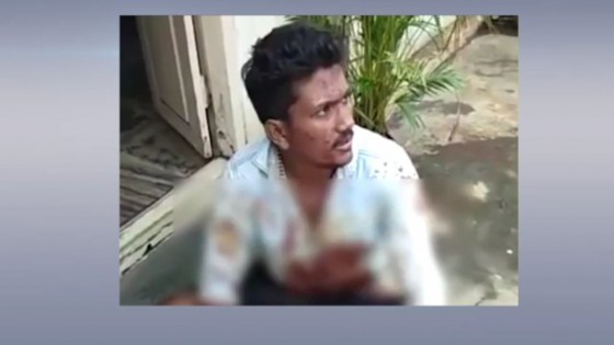 สยอง! หนุ่มอินเดียฆ่าตัดหัวเพื่อนรัก หิ้วเข้ามอบตัวตำรวจ