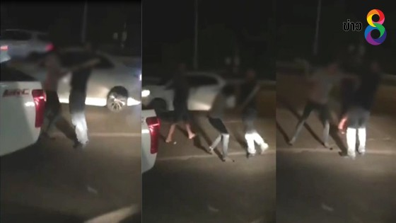 หนุ่มรถกู้ภัยชี้แจงกรณีใช้ไม้เบสบอลฟาด  จยย. เพื่อป้องกันตัว