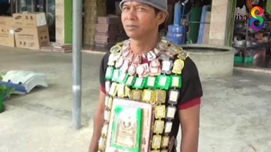 ปิดตำนานลุงสนมเสื้อเกราะพระพันองค์ หลังปิคอัพพุ่งชนดับ