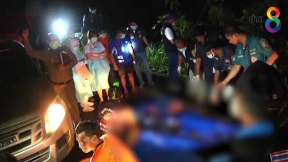พบชายต้องสงสัยฆ่าเผาสาว 18 ปี มีรอยข่วนที่แขน 2 ข้าง