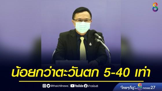 กรมวิทย์ฯ พบคนไทย 1 ราย เกิดภาวะเกล็ดเลือดต่ำ-หลอดเลือดอุดตัน...